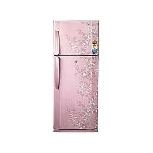 LG GL-278VE4 Double Door Refrigerator-Pink