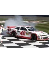 Kyle Larson 2014 Nationwide at Fontana Target Raced Win NASCAR Diecast Car Pre-order, 1:24 Scale ARC HOTO