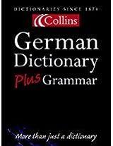 Collins Dictionary and Grammar - Collins German Dictionary Plus Grammar