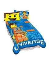 The Lego Movie 62 x 90 Plush Blanket