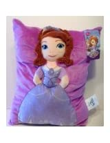 Disney Sofia 1st Plush Character Pillow