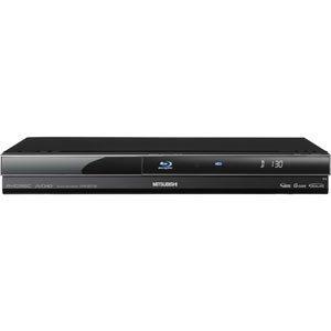 MITSUBISHI REAL 地上・BS・110度CSデジタル ブルーレイディスクレコーダー HDD320GB DVR-BZ130