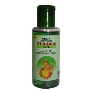 Arnica Montana Shampoo - 100ml - (SBL)