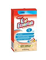 Boost Kid Essentials 1.0 Very Vanilla **4 CASE SPECIAL** 8oz Brikpaks 27/Case