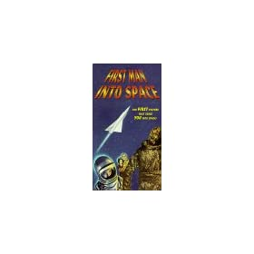 First Man Into Space [VHS] [Import]