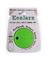 Ecojarz Regular Mouth Silicone Drink Top Lid for Small and Regular Mouth Canning Jars