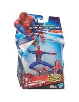 Amazing SpiderMan Movie 3.75 Inch Action Figure Ultra Poseable SpiderMan Over 20 Points of Articulation
