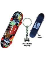 Disney Cars Skateboard-McQueen and Friends