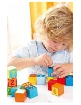 HABA First Fun Number Building Blocks