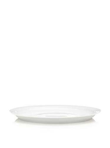 BergHOFF Hotel Line Oval Platter, White, 16''