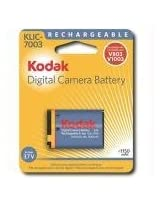 Kodak KLIC-7003 Li-lon Rechargeable Battery