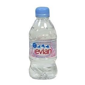 【クリックで詳細表示】[3cs]Evian(エビアン) ミネラルウォーター 330ml×24本×3ケース: 食品・飲料・お酒 通販