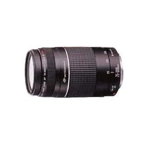 【クリックで詳細表示】Canon EF 75-300mm F4-5.6(3)USM