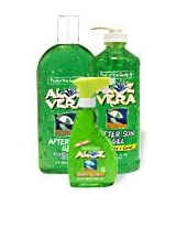 Fruit Of The Earth Aloe Vera After Sun Gel 20 oz (567 g)