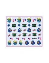 Konad Angry Birds 3D Nail Sticker XF462