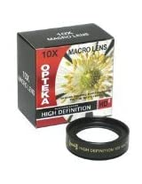 Opteka 67mm 10x HD Professional Macro Lens for Digital Cameras
