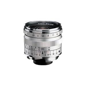 【クリックでお店のこの商品のページへ】Amazon.co.jp|Carl Zeiss Biogon T*2.8/28ZM SV シルバー|カメラ通販