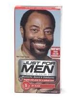 Just For Men Brush-In Color Gel Mustache & Beard Jet Black M-60