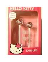 Hello Kitty HK-14429-6 Round Ear Buds (HK-14429-6)