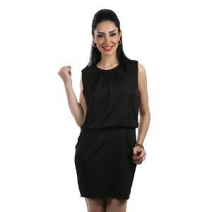 Badangbai Sleeveless Dress - Black