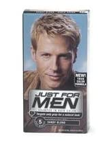 Just for Men Shampoo-In Haircolor Sandy Blonde H-10