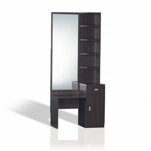 Mebelkart Spacewood Wenge Dressing Table : Kosmo Premium Dresser