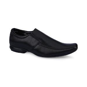 F9 Men's Black Formal Shoes