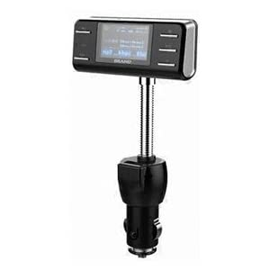 Car Audio 5 in 1 Car MP3 Player FM Modulator FM Transmitter SD MMC USB