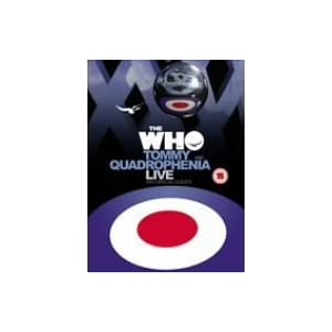 The Who『Quadrophenia And Tommy Live With Special Guests』