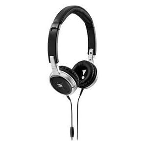 JBL J03A Tempo On-Ear Headphone (Silver)
