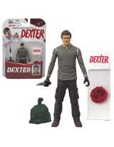 Bif Bang Pow Dexter 3 3/4 Inch Action Figure Dexter Morgan Includes Garbage Bag Exclusive Blood Slide