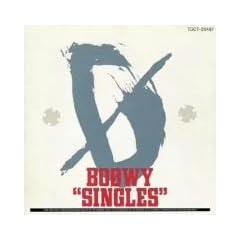 SINGLES(BOφWY)