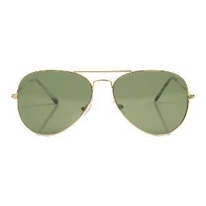 Fidato Aviators Men's Sunglasses - Green