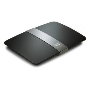 Cisco-Linksys E4200 Wireless-N Router