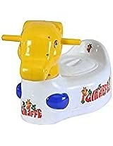 Toyzone Giraffe Potty Chair, Multi Color