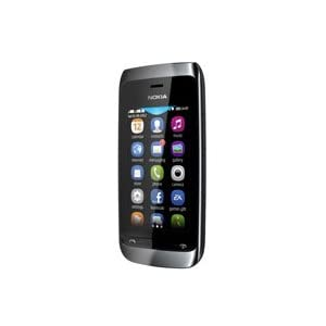 Nokia Asha 308 (Black)