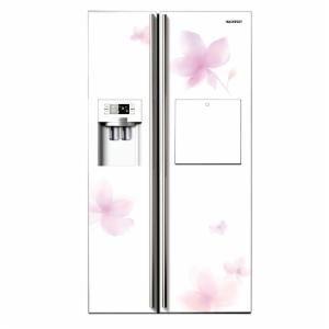 Samsung RS21HPLFH 585L Side by Side Refrigerator
