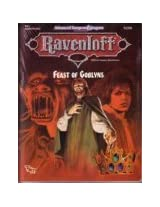 Ra1 Feast of Goblyns Module (Advanced Dungeons & Dragons)