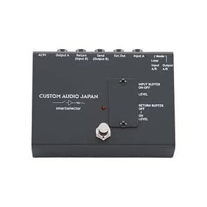 CUSTOM AUDIO JAPAN smartselector