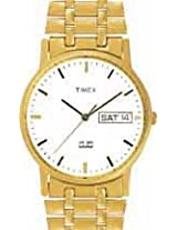 Timex Classics Analog White Dial Men's Watch - A506