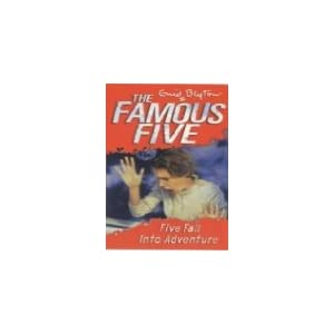 Five Fall into Adventure: 9 (The Famous Five Series)