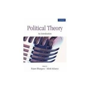 Political Theory (Old Edition)