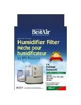 Rps Products H64-C Extended Life Humidifier Wick Filter - Quantity 6