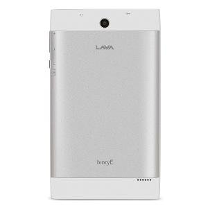 Lava IvoryE 7 in (17.8 cm) Dual SIM Android Calling Tablet| Silver