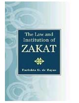 The Law and Institution of Zakat