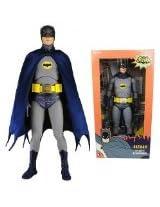 NECA Batman Adam West Action Figure, 1/4 Scale