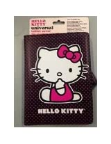 Hello Kitty Universal Tablet Cover for up to 8-Inch (KT4360PB)