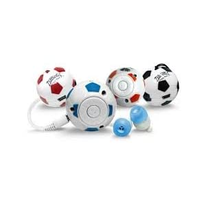Zebronics Football Mp3 Player with 32GB Expandable Memory