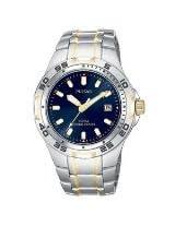 Men's Two Tone, Pulsar Watch