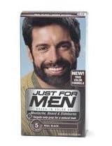 Just For Men Brush-In Color Gel for Mustache & Beard